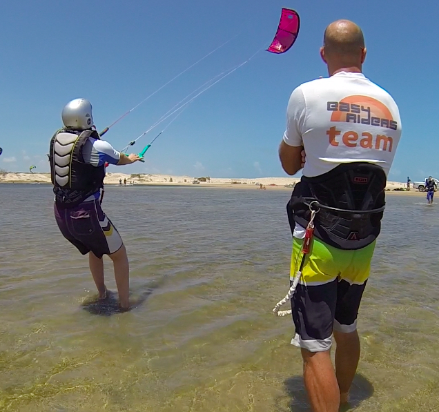 Kitesurfing Lessons Poole 1 Day