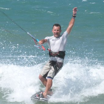 Kitesurfing Lessons Poole 3 Day