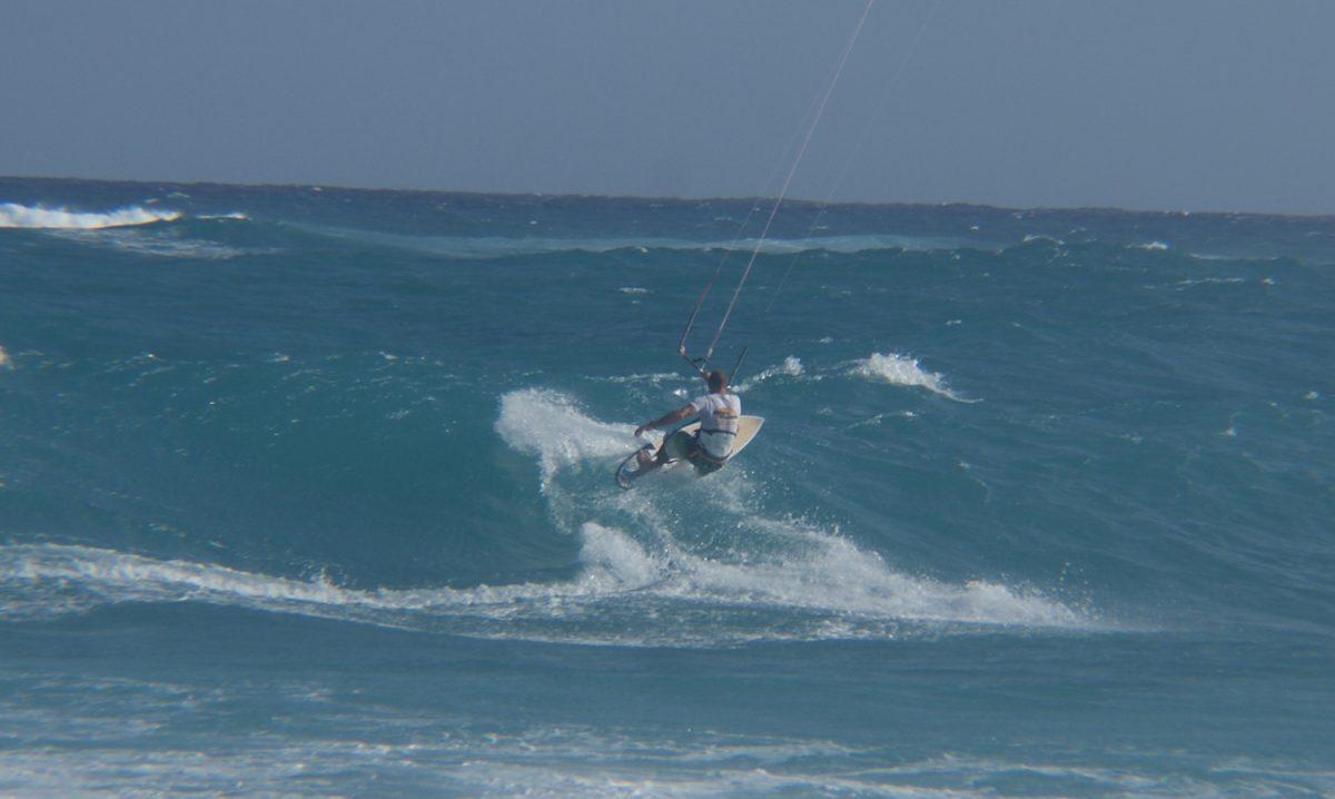 Andy Gratwick Kitesurf Barbados