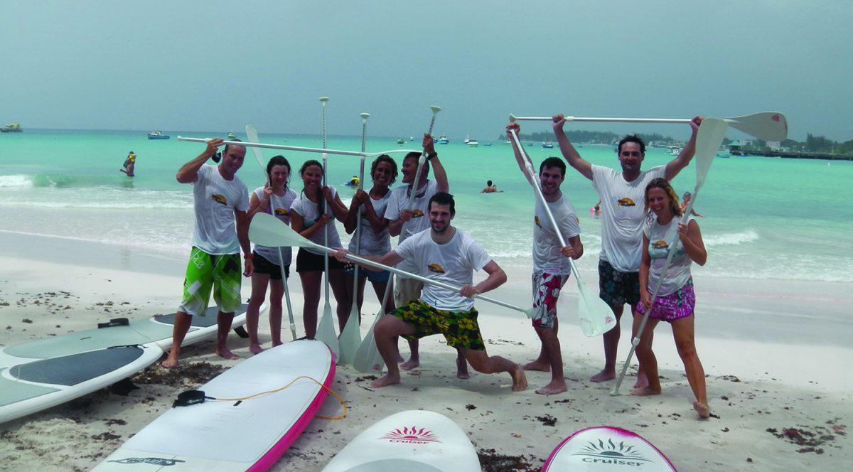 Barbados SUP Trip Holiday