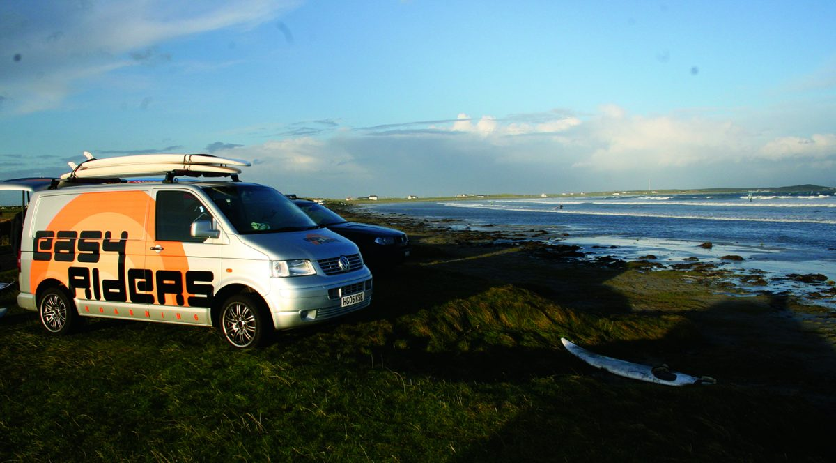 Kite Surf Trip Ireland