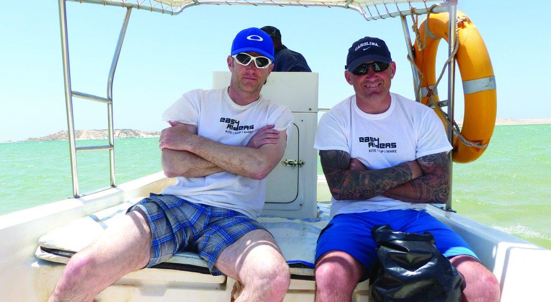 Kitesurf Adventure Water Taxi