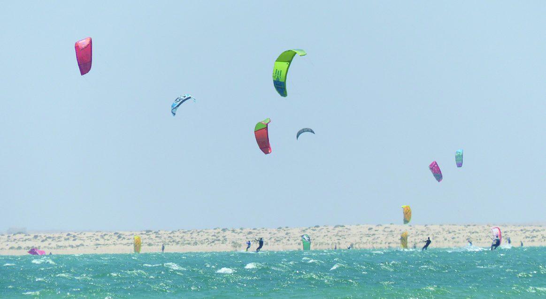 Kitesurf Group Holiday Morocco