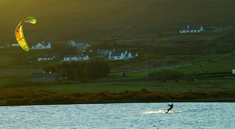 Kitesurf Ireland Flat Water