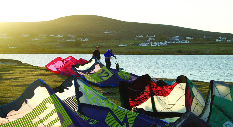 Kitesurf Ireland North Kites
