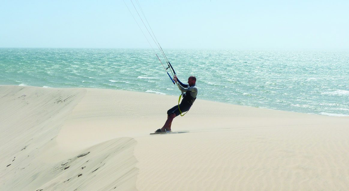Kitesurf Paradise Holiday