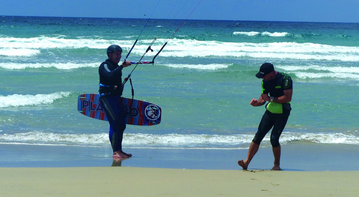 Kitesurf Tips BKSA Instruction