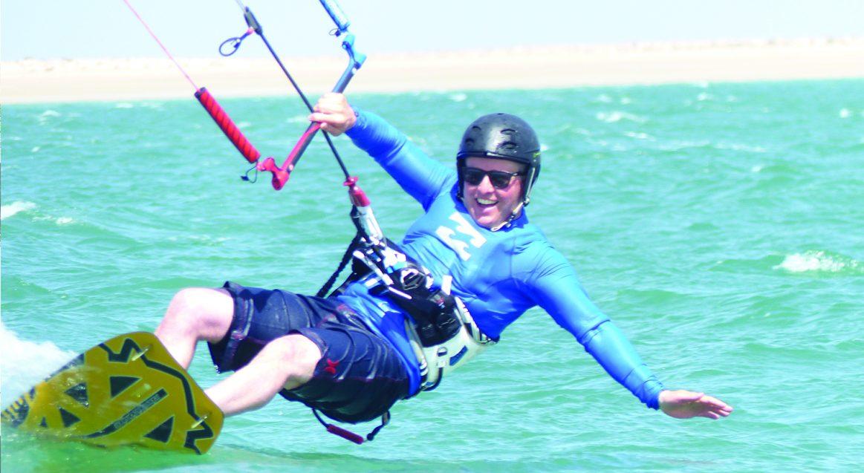 Kitesurfing Lagoon Adventure Holiday
