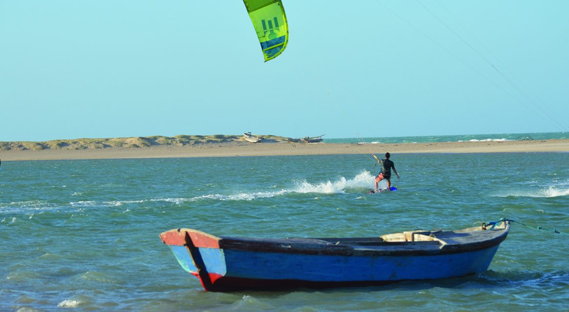 Kiting Holiday Lagoon