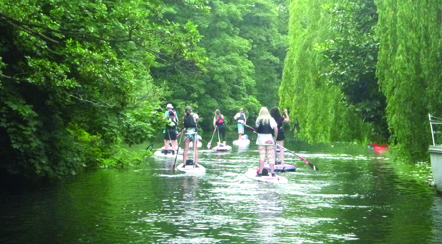 Paddle Boarding Adventures UK
