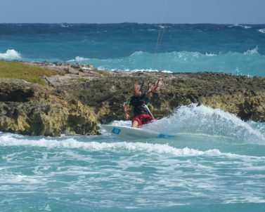 Barbados Kitesurf Holiday Surf
