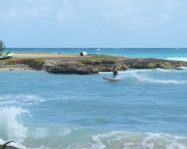 Surfer's Point Kitesurf Barbados
