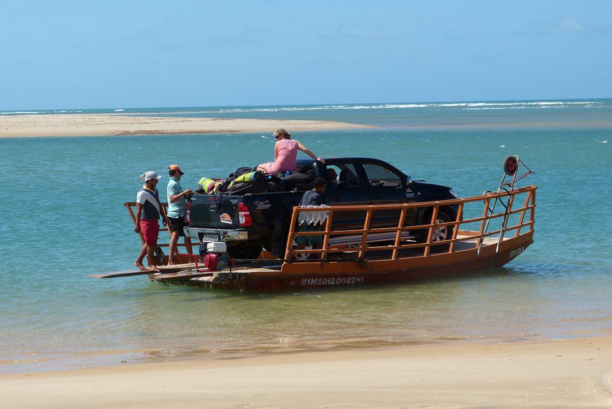 Kiteboarding Brazil Holiday