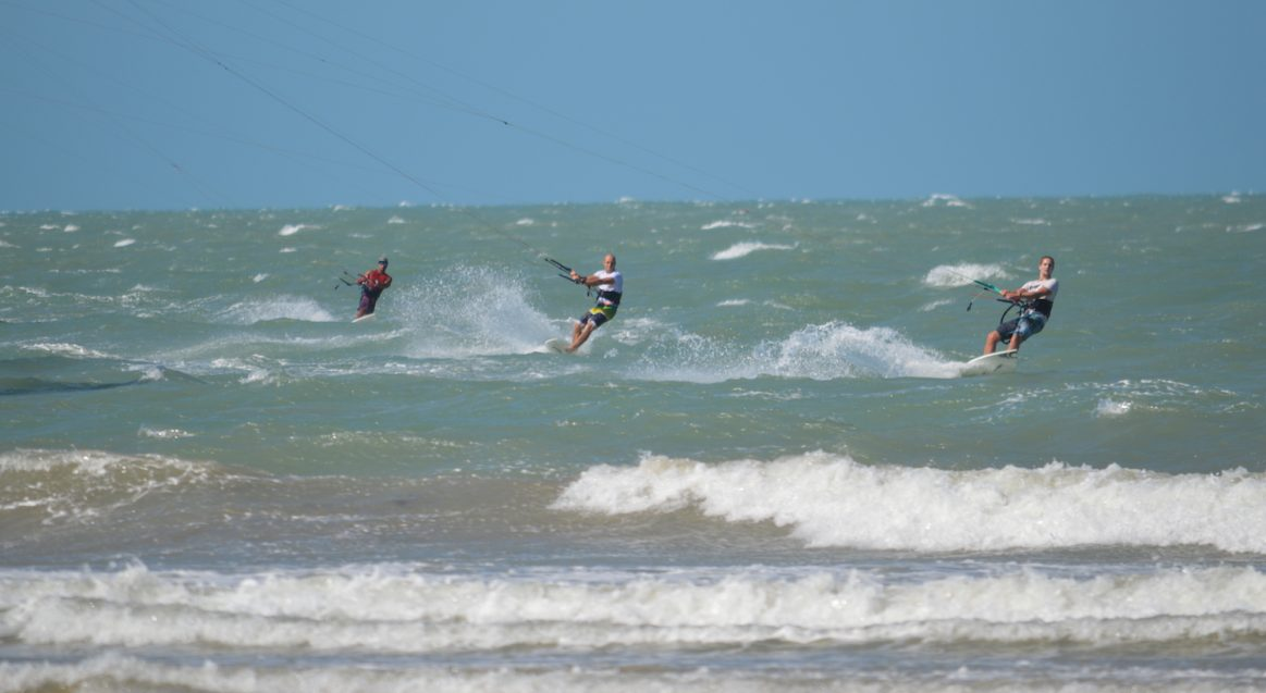 Kitesurf Downwind Adventure Holiday