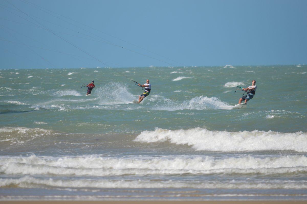 Kitesurf Downwind Adventure Holiday