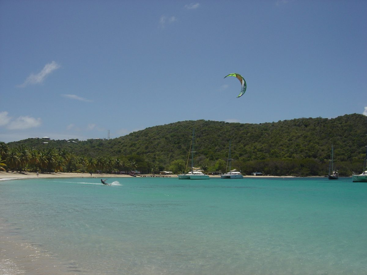 Kitesurf Holiday Caribbean