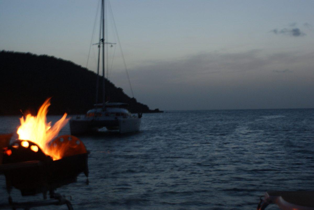 Barbados Kite Holiday Evening