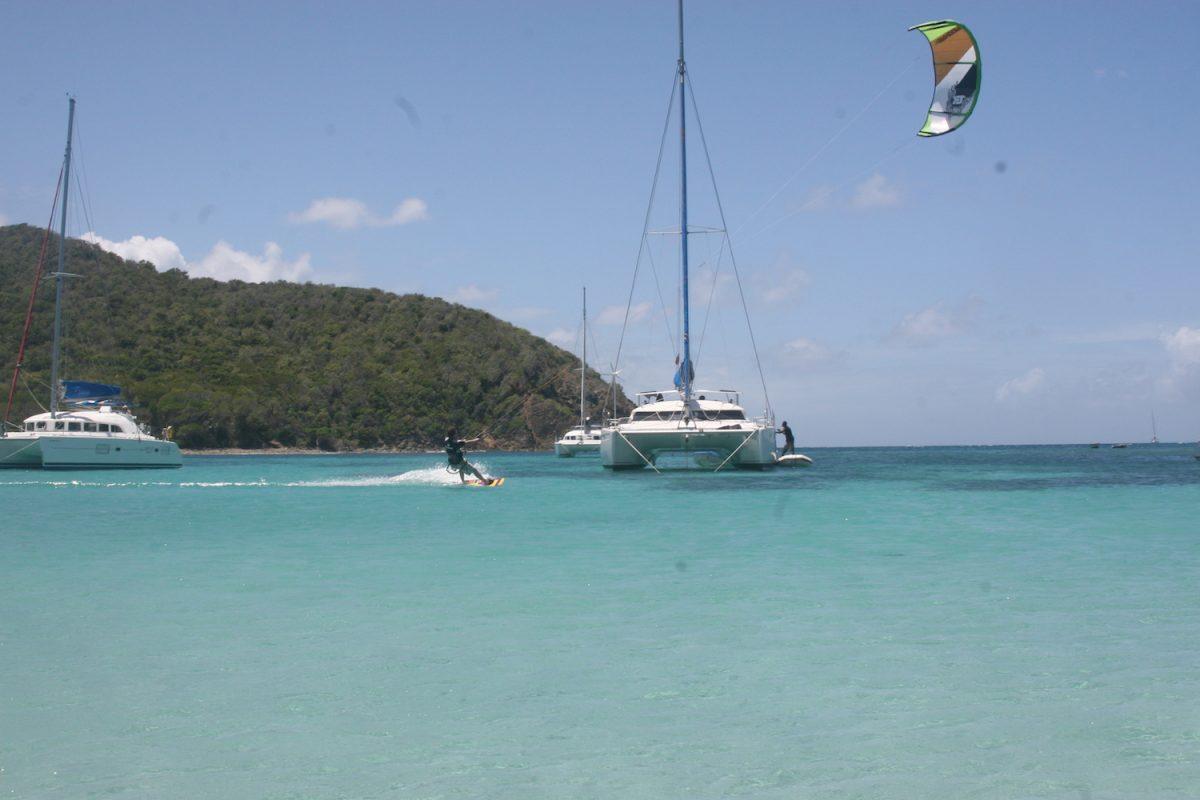 Kitesurfing Barbados Trip