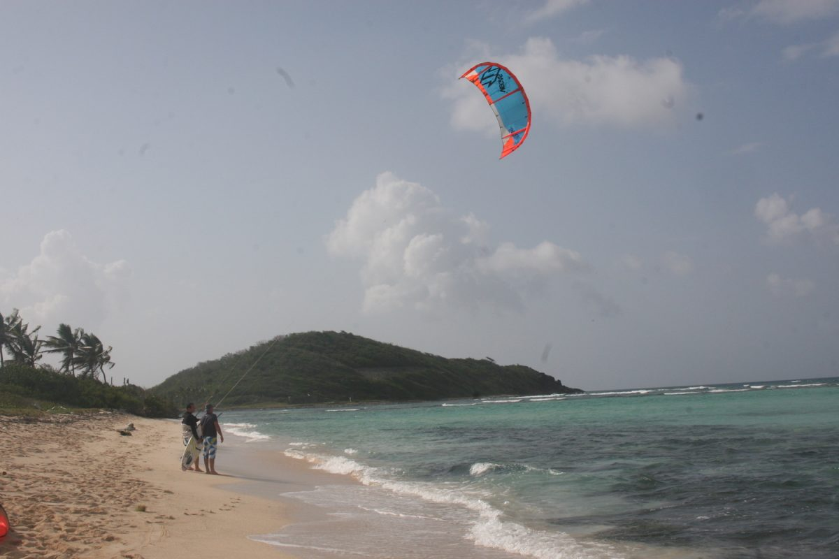 Kitesurfing Brazil Holiday
