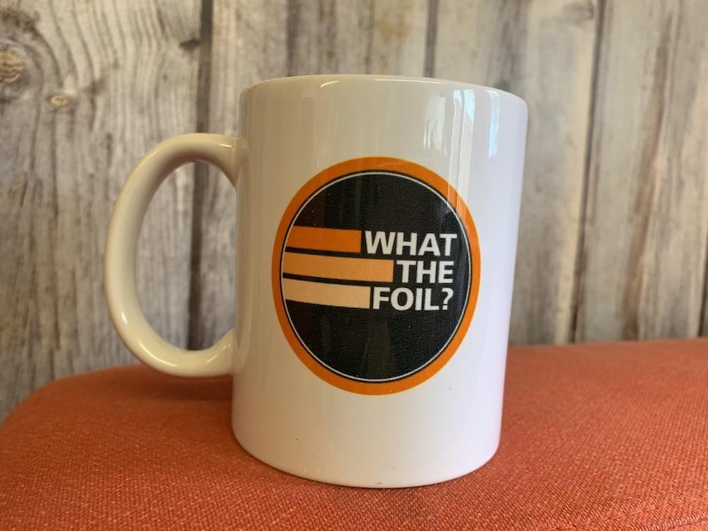 What The Foil Mug